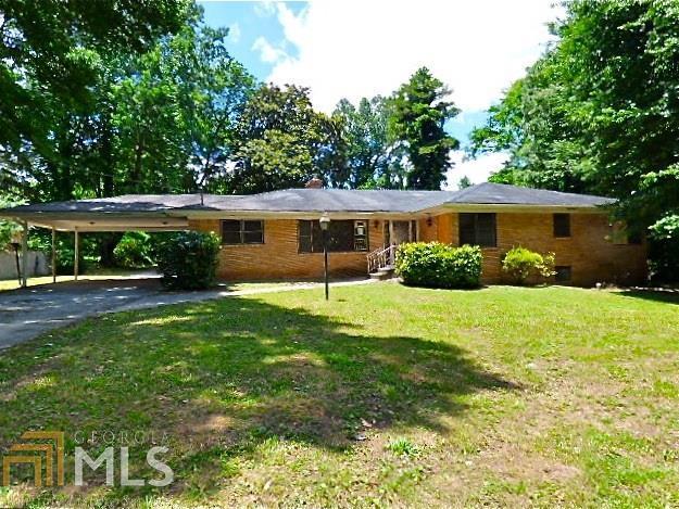161 Florida Avenue Sw, Atlanta, GA 30310 (MLS #8604092) :: The Heyl Group at Keller Williams