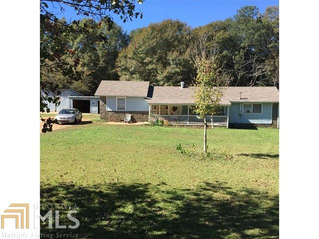 121 Fourth Ave, Griffin, GA 30223 (MLS #8604320) :: The Heyl Group at Keller Williams