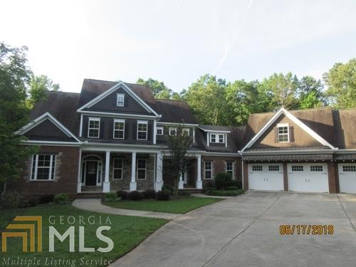 206 Morgan Mill Road, Brooks, GA 30205 (MLS #8604889) :: The Heyl Group at Keller Williams