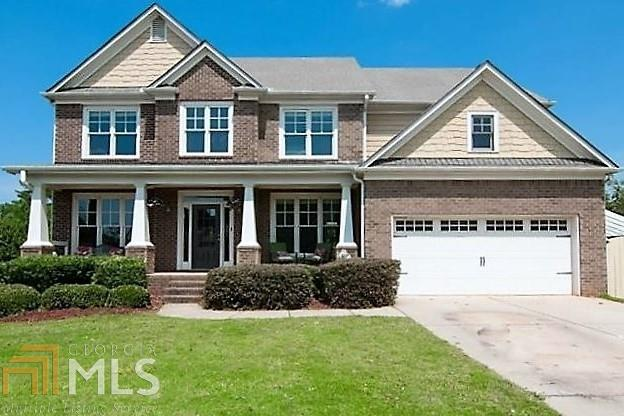 6257 Stillwater Pl, Flowery Branch, GA 30542 (MLS #8604960) :: Buffington Real Estate Group