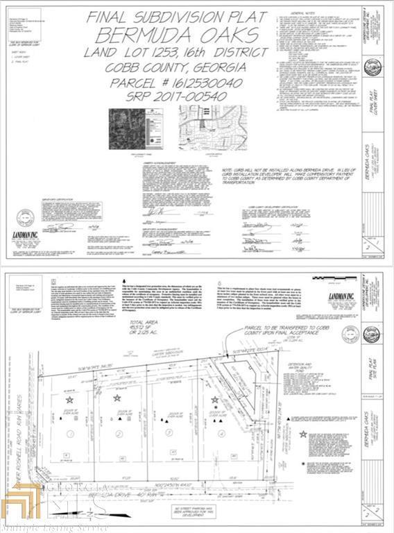 5 Bermuda, Marietta, GA 30067 (MLS #8606160) :: Buffington Real Estate Group