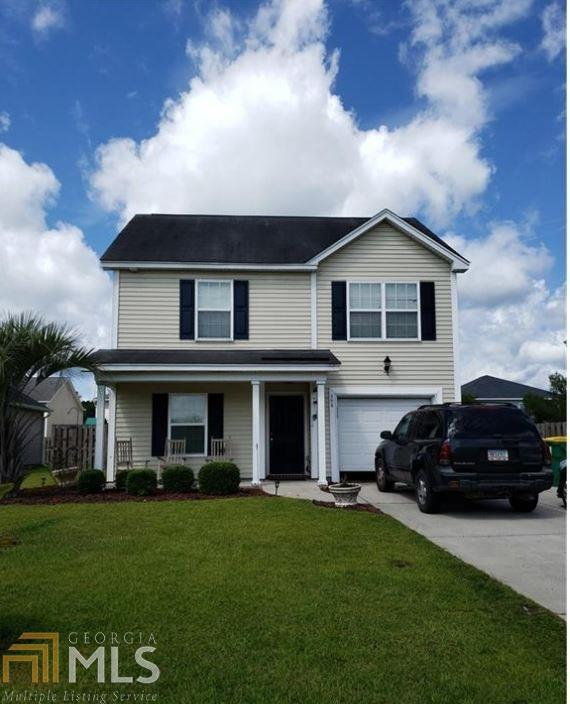 356 Winchester Dr, Pooler, GA 31322 (MLS #8607470) :: The Heyl Group at Keller Williams