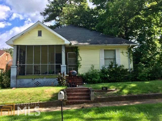 206 4th St, Manchester, GA 31816 (MLS #8608357) :: The Heyl Group at Keller Williams