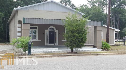 7580 Leefield Stilson Rd, Brooklet, GA 30415 (MLS #8609309) :: Buffington Real Estate Group