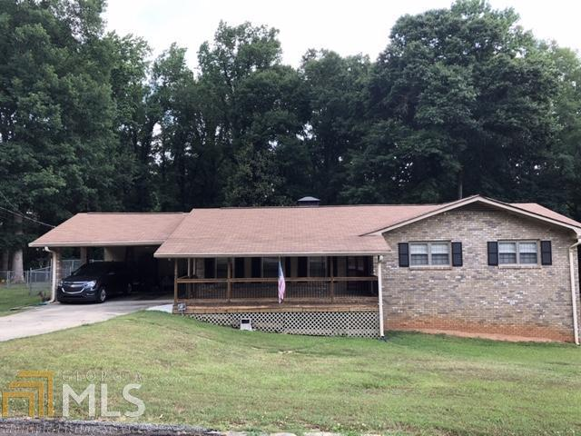 1289 NE Lakewood Dr, Conyers, GA 30013 (MLS #8609888) :: The Realty Queen Team