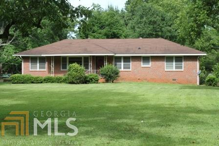 3933 Hwy 85E, Manchester, GA 31816 (MLS #8610184) :: The Durham Team