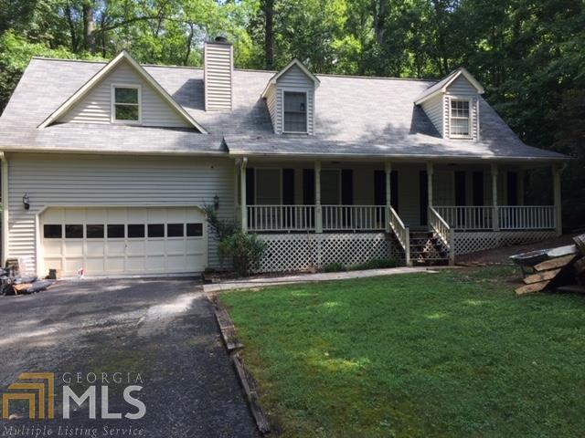 72 Falls Mountain Ct #8, Dahlonega, GA 30533 (MLS #8618709) :: Athens Georgia Homes