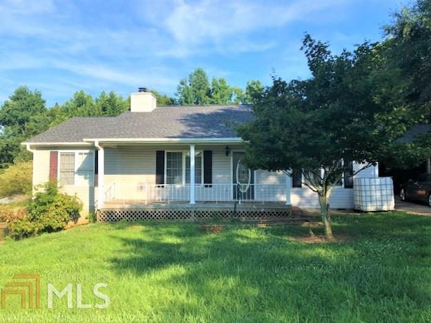 134 Grove Dr, Maysville, GA 30558 (MLS #8619137) :: The Heyl Group at Keller Williams