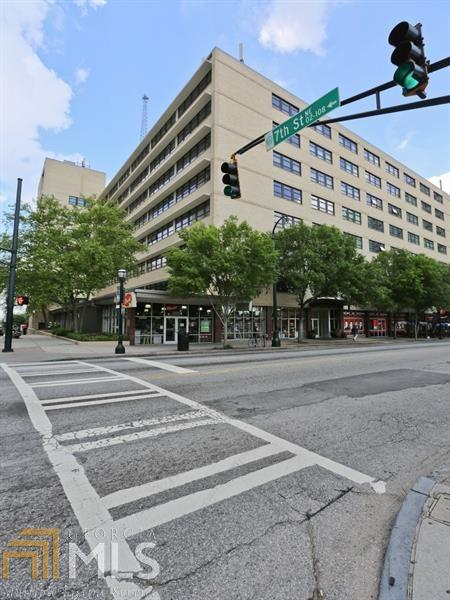878 Peachtree St #601, Atlanta, GA 30309 (MLS #8619404) :: Rettro Group