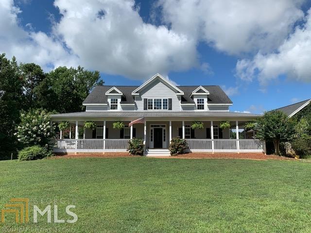 575 Liberty Church Rd 18.94 Acres, Carrollton, GA 30116 (MLS #8621373) :: The Heyl Group at Keller Williams