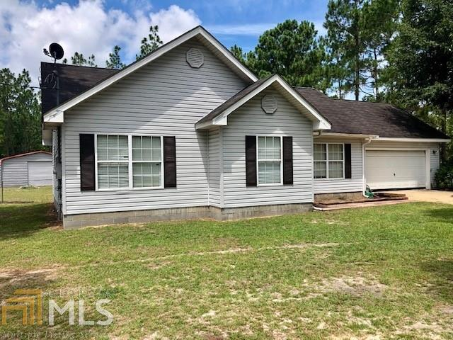 311 Southern Comfort Dr, Statesboro, GA 30458 (MLS #8621834) :: The Stadler Group