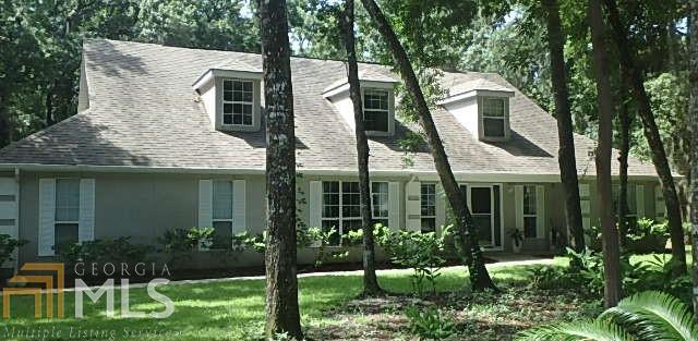 214 Longwood Rd, St. Marys, GA 31558 (MLS #8622701) :: Buffington Real Estate Group