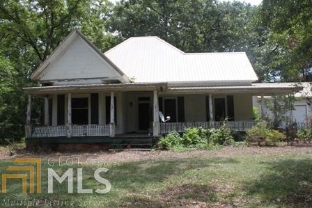 264 Flat Shoals Rd, Woodbury, GA 30293 (MLS #8625754) :: The Heyl Group at Keller Williams