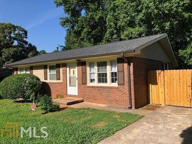 1917 Velma Street Se, Atlanta, GA 30315 (MLS #8625779) :: Buffington Real Estate Group