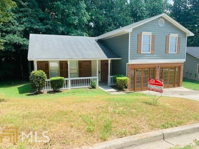 714 E Stonebridge, Lithonia, GA 30058 (MLS #8626372) :: Bonds Realty Group Keller Williams Realty - Atlanta Partners