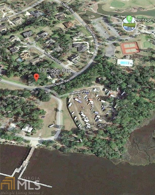 113 Clipper Bay, Brunswick, GA 31523 (MLS #8628291) :: Bonds Realty Group Keller Williams Realty - Atlanta Partners