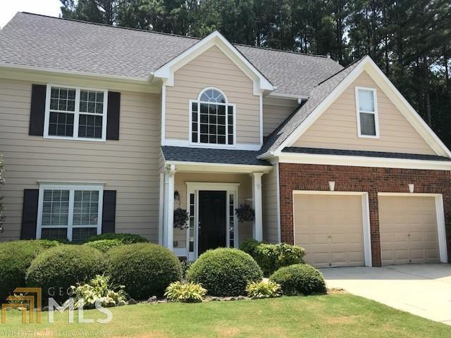 247 Hunt Creek Dr, Acworth, GA 30101 (MLS #8632415) :: Buffington Real Estate Group