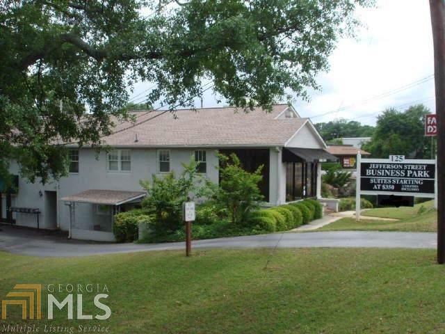 125 Jefferson St, Newnan, GA 30263 (MLS #8634064) :: Keller Williams Realty Atlanta Partners