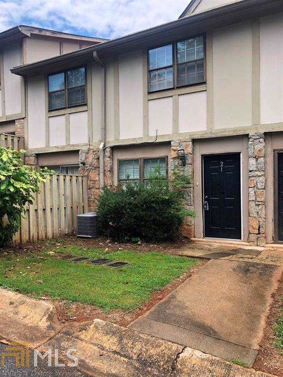 1151 Rankin St A21, Stone Mountain, GA 30083 (MLS #8635325) :: The Realty Queen Team
