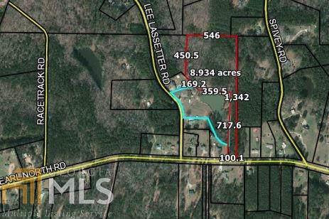 0 Earl North Rd 8.5+/- Ac, Newnan, GA 30263 (MLS #8639871) :: The Heyl Group at Keller Williams
