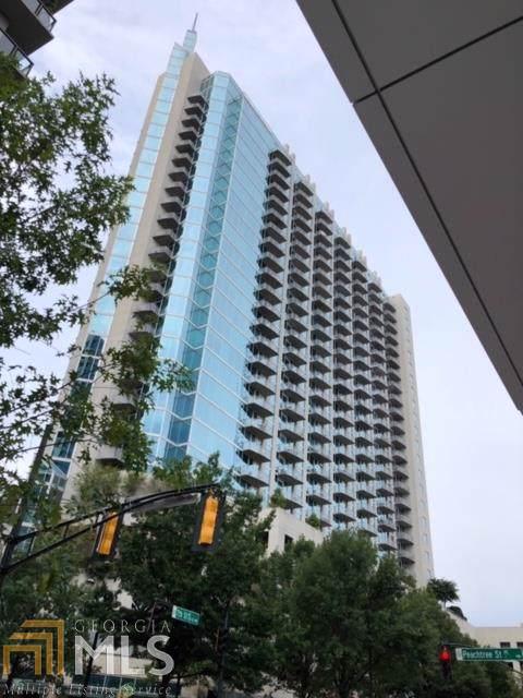 860 Peachtree St #2317, Atlanta, GA 30308 (MLS #8641493) :: RE/MAX Eagle Creek Realty