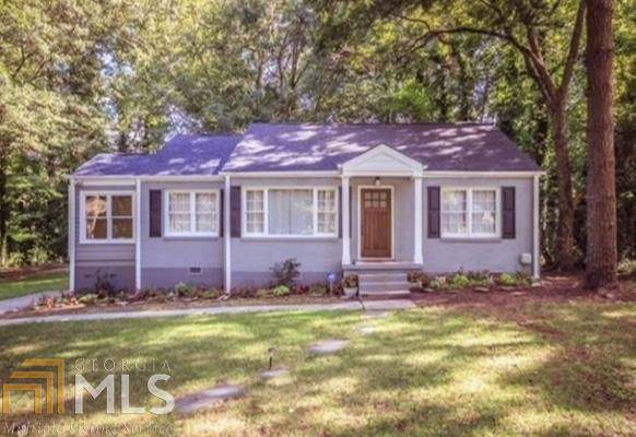3197 Leeland Rd, Decatur, GA 30032 (MLS #8641849) :: RE/MAX Eagle Creek Realty