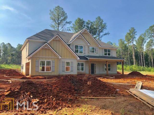 0 Smokey Rd Lot 9, Newnan, GA 30263 (MLS #8642565) :: Bonds Realty Group Keller Williams Realty - Atlanta Partners