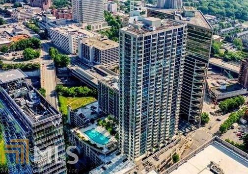 400 W Peachtree St #1303, Atlanta, GA 30308 (MLS #8642621) :: RE/MAX Eagle Creek Realty