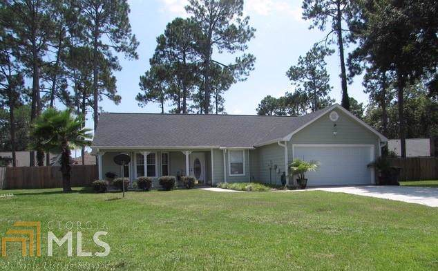 112 Criag Way, Saint Marys, GA 31558 (MLS #8643207) :: Athens Georgia Homes