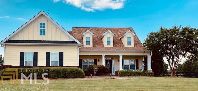 246 Magnolia Point Dr, Jefferson, GA 30549 (MLS #8644693) :: Rettro Group