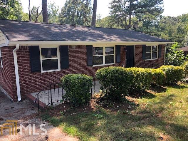 526 SW Dollar Mill Rd, Atlanta, GA 30331 (MLS #8645006) :: The Heyl Group at Keller Williams