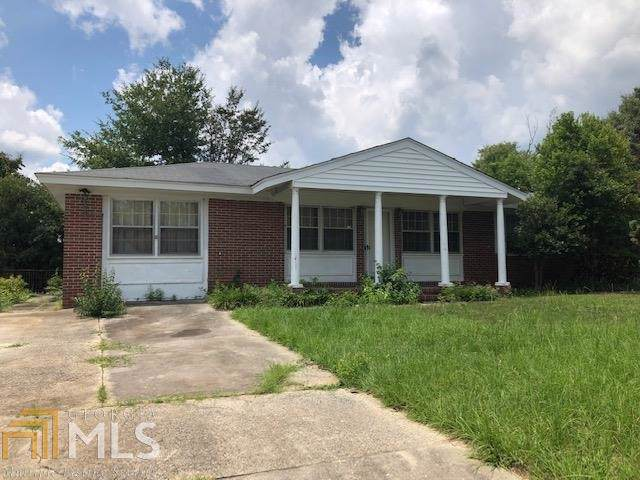 1930 Winston Drive, Macon, GA 31206 (MLS #8645130) :: Bonds Realty Group Keller Williams Realty - Atlanta Partners