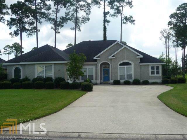 237 Laurel Landing Blvd., Kingsland, GA 31548 (MLS #8645239) :: Bonds Realty Group Keller Williams Realty - Atlanta Partners