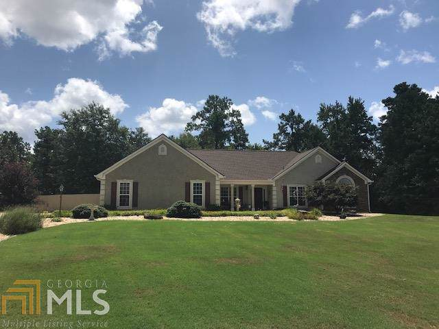 126 Hickory Ct, Williamson, GA 30292 (MLS #8645529) :: The Realty Queen Team