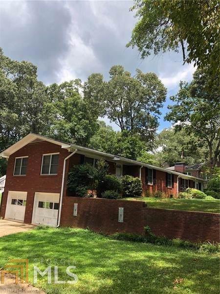 718 Ridgewood Ave, Gainesville, GA 30501 (MLS #8645541) :: The Heyl Group at Keller Williams
