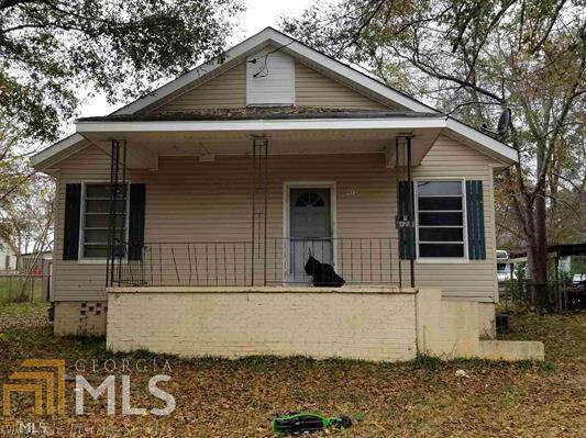 415 Lakeview St, Griffin, GA 30223 (MLS #8646014) :: The Heyl Group at Keller Williams