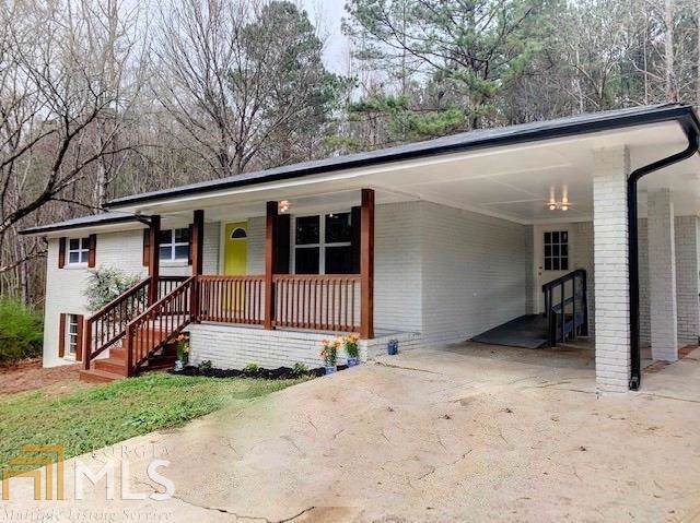 4141 E Fairview Rd, Stockbridge, GA 30281 (MLS #8646420) :: The Durham Team