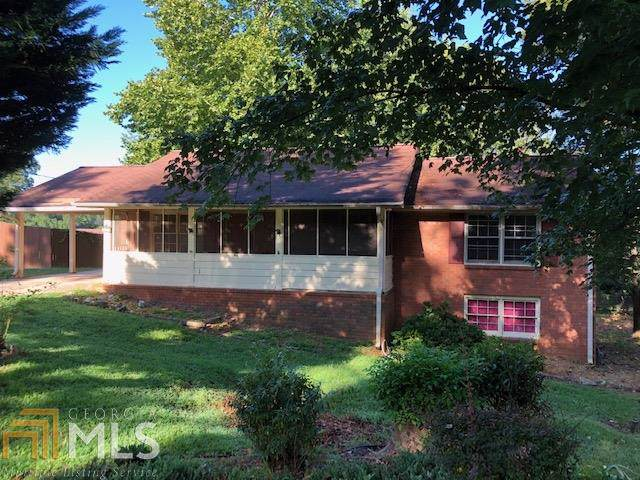 612 Davis Mill, Dallas, GA 30157 (MLS #8646919) :: The Heyl Group at Keller Williams