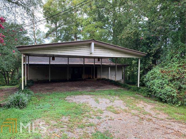 143 Napier Dr, Eatonton, GA 31024 (MLS #8646921) :: The Heyl Group at Keller Williams