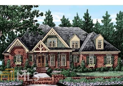 507 St. Ives Walk, Monroe, GA 30655 (MLS #8647189) :: Anita Stephens Realty Group