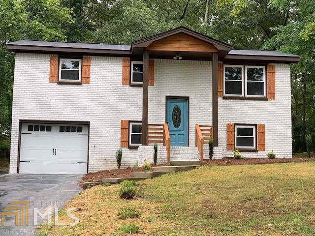 4185 Rocky Face Dr, Douglasville, GA 30135 (MLS #8647537) :: The Heyl Group at Keller Williams