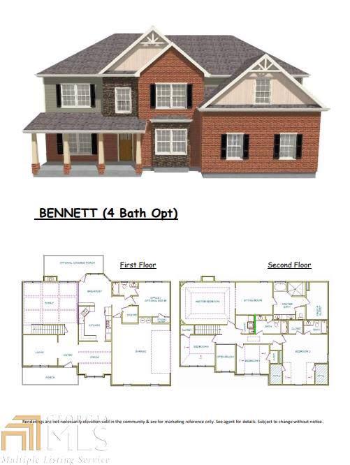 129 Elkins Blvd #46, Locust Grove, GA 30248 (MLS #8648081) :: The Realty Queen Team