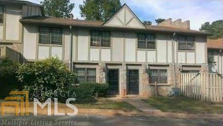 1150 Rankin Street O18, Stone Mountain, GA 30083 (MLS #8648093) :: Military Realty