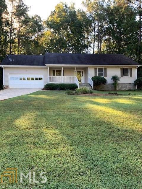 389 Hidden Valley, Conyers, GA 30094 (MLS #8650862) :: Rettro Group
