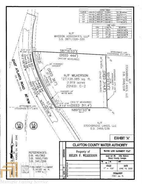 332 E Atlanta Rd, Stockbridge, GA 30281 (MLS #8652576) :: Royal T Realty, Inc.