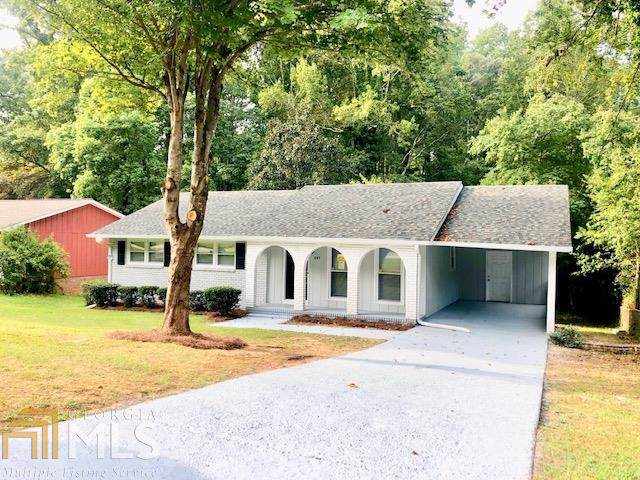 607 El Prado Ct, Stone Mountain, GA 30083 (MLS #8653782) :: Buffington Real Estate Group