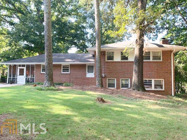 420 Forest Rd, Athens, GA 30605 (MLS #8655824) :: The Heyl Group at Keller Williams