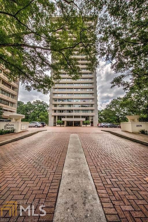 2575 Peachtree Rd #302, Atlanta, GA 30305 (MLS #8656314) :: Rettro Group