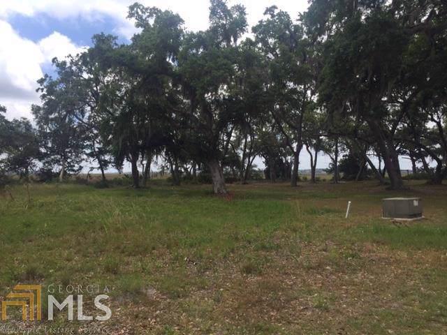226 Coopers Landing Dr Lot 226, Shellman Bluff, GA 31331 (MLS #8657406) :: Team Cozart