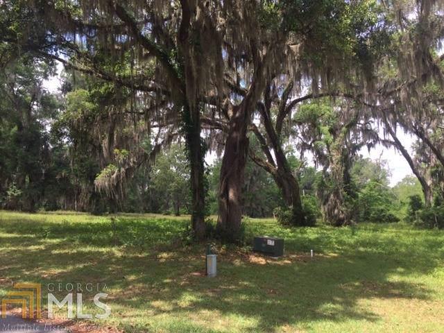 50 Coopers Landing Dr Lot 50, Shellman Bluff, GA 31331 (MLS #8657511) :: Team Cozart